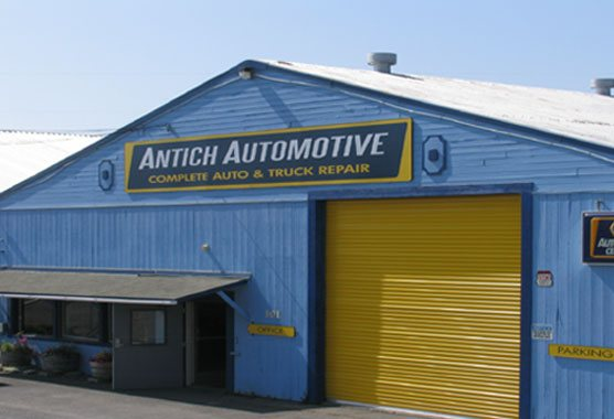 Antich Automotive car, truck, and fleet repair services